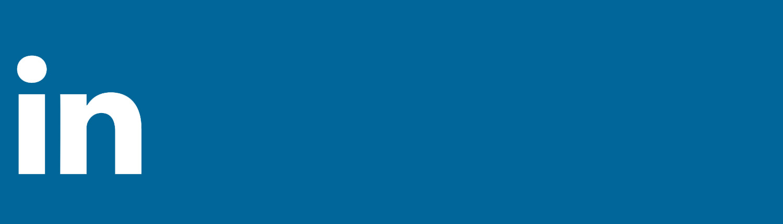 LinkedIn logo background