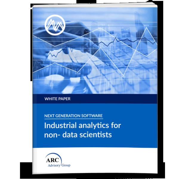ARC whitepaper Industrial Analytics