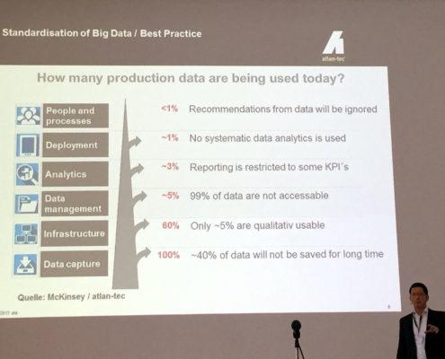 DECHEMA 2017 - standardization of big data