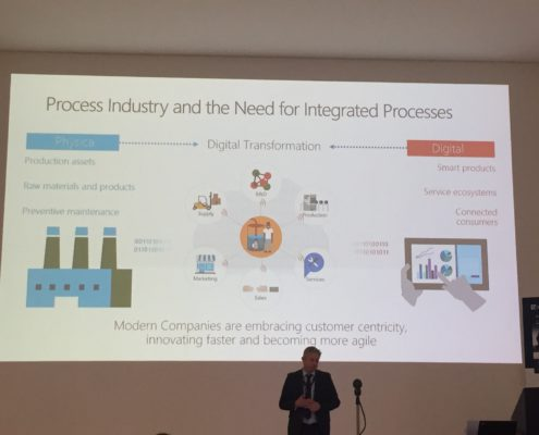DECHEMA 2017 - process industry