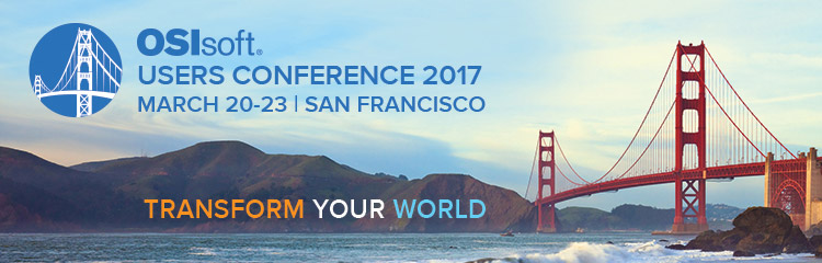 OSIsoft User Conference 2017