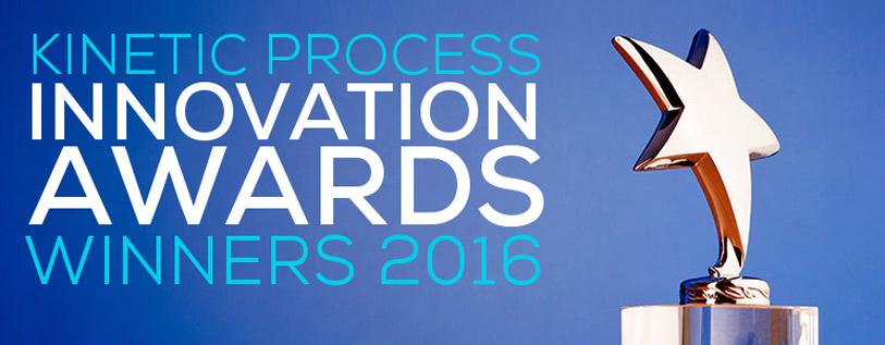 Kinetic innovation award