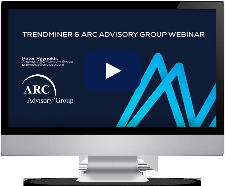 ARC webinar Industrial Process Analytics