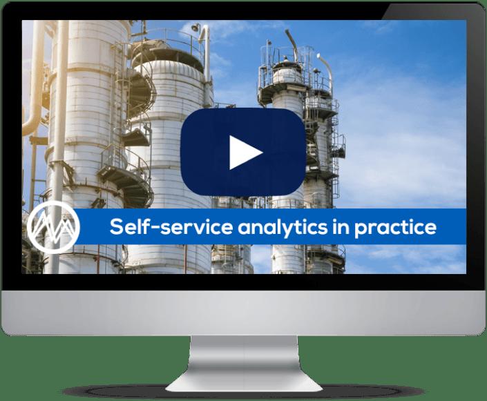 Self-service analytics in practice