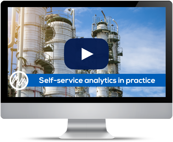 Self-service analytics in practice