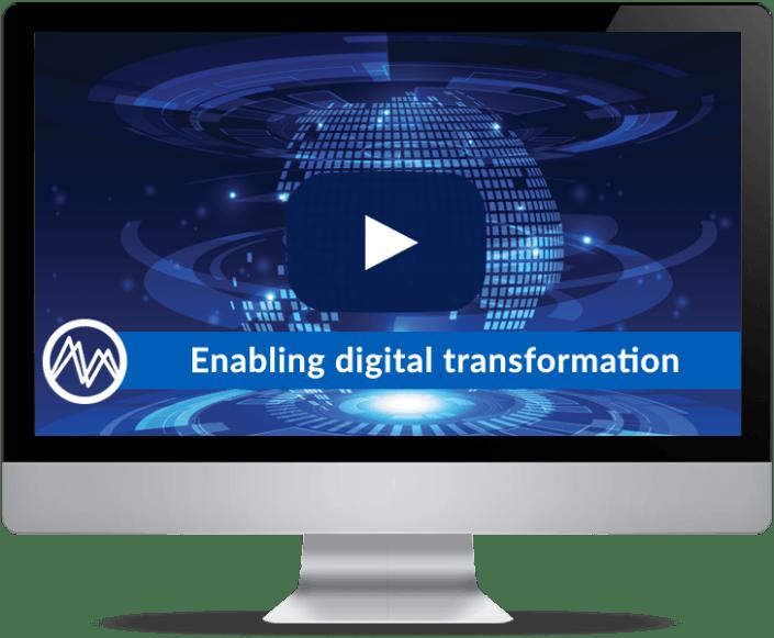 Enabling digital transformation in the process industries