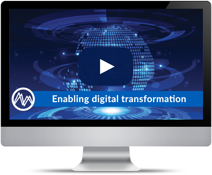 Enabling digital transformation in the process industries