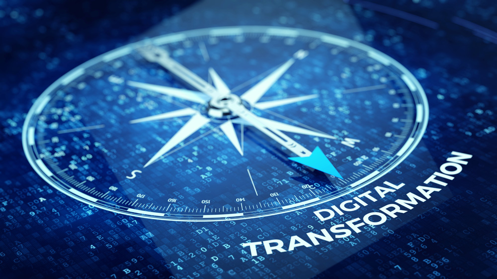 Route to digital transformation