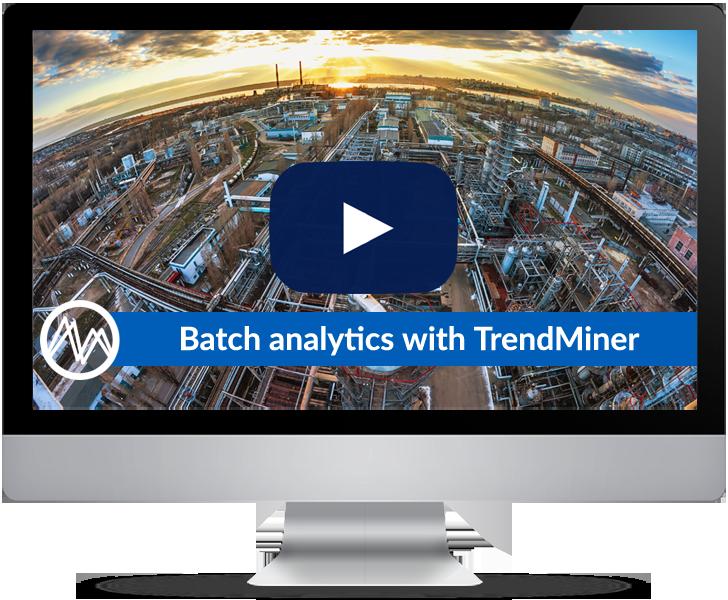 Batch analytics
