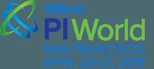 OSIsoft PI World 2018 logo