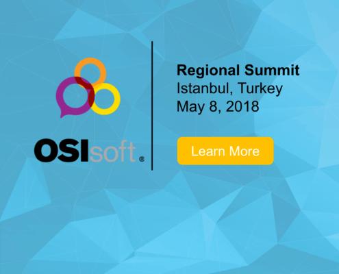 OSIsoft regional summit Turkey 2018