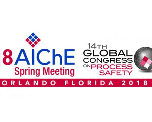 AIChE 2018 logo