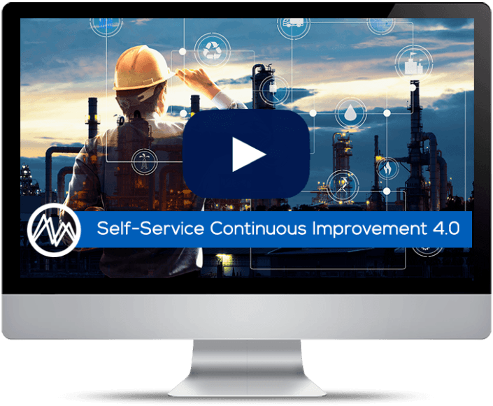 Self-service continuous Improvement 4.0