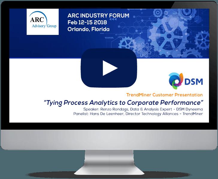 DSM Customer presentation