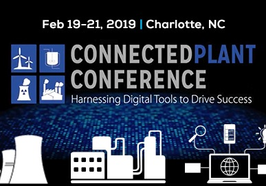 Connected Plant Conference Charlotte NC 2019