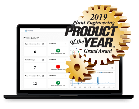 TrendMiner - Product of the Year Grand Award
