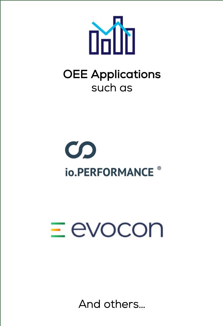 OEE applications