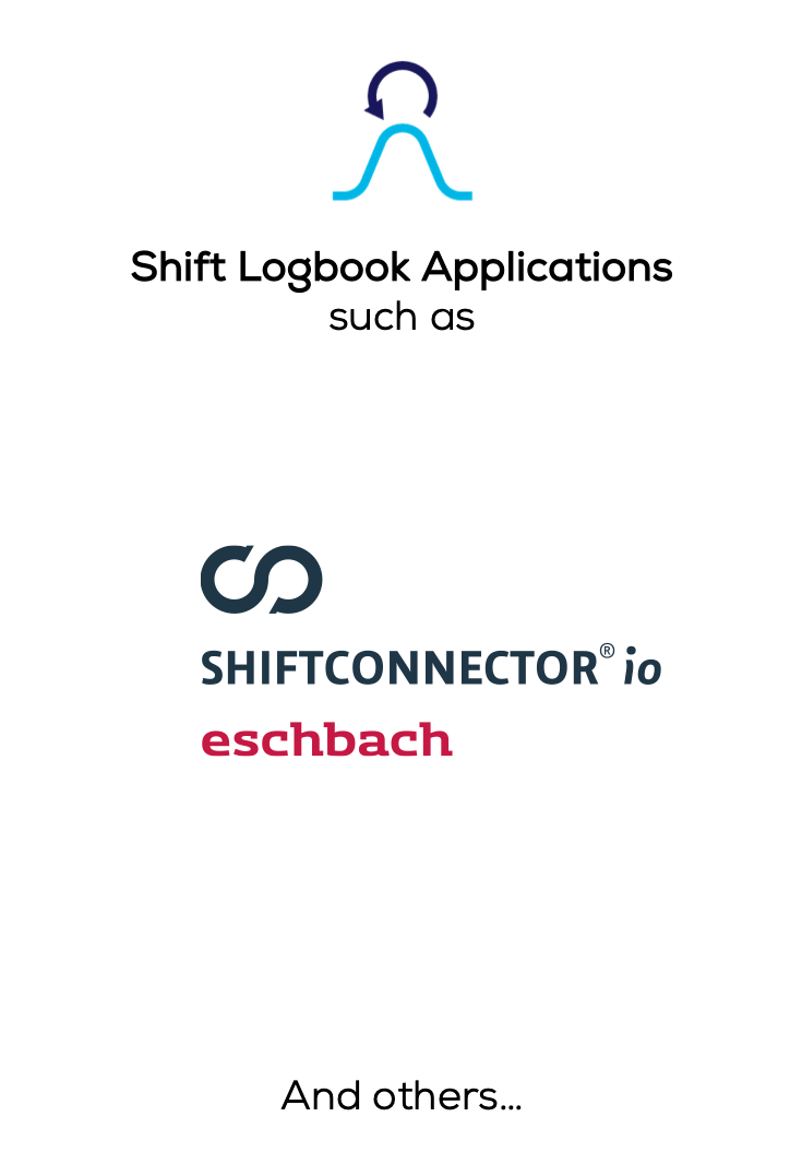Shift Logbook applications
