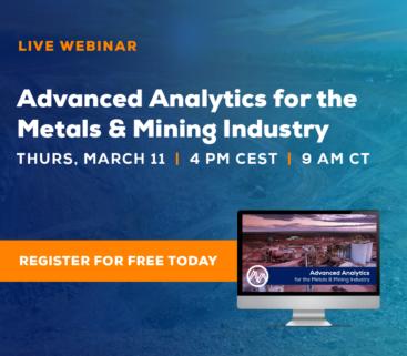 Metal&Mining Webinar banner