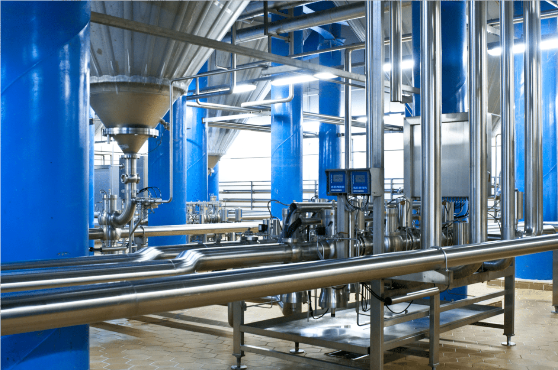 Continuous Processing plant
