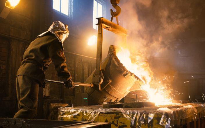 metals furnace