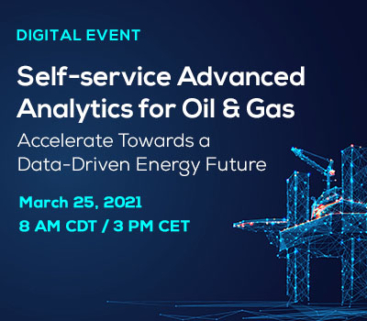 Oil & Gas Digital Event