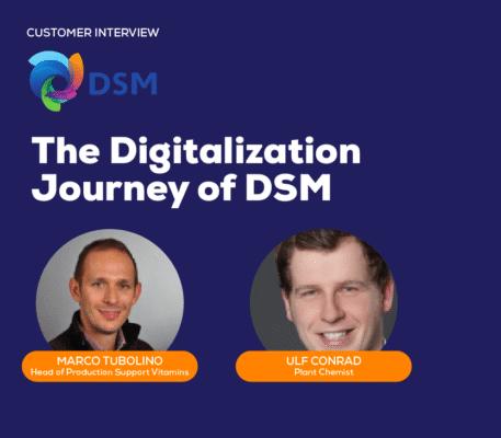 DSM customer interview banner