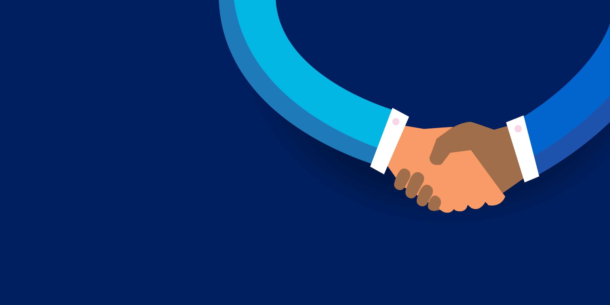 Solution partners header